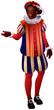 Постер, плакат: Zwarte Piet Black Pete Heilige Nikolaus companion