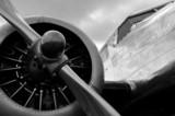 Fototapety Avion a hélice