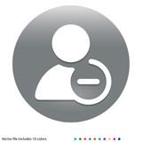 Multicolored App Button