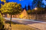 Freyburg/Unstrut in der Abenddämmerung - 84254977