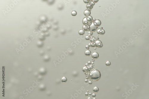 Poster Bubbles