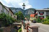 Alpine village Hohe Wand Stollhof. Lower Austria - 84264956