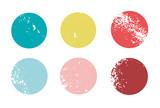 Polvere detriti e colore