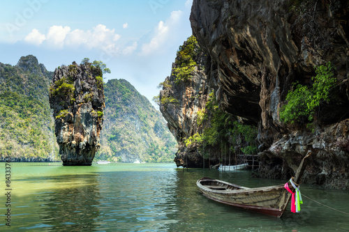 Obraz na Plexi James Bond island, Thailand