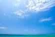 沖縄�海・�空�水平線