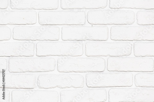 Wall, brick, white. © BillionPhotos.com
