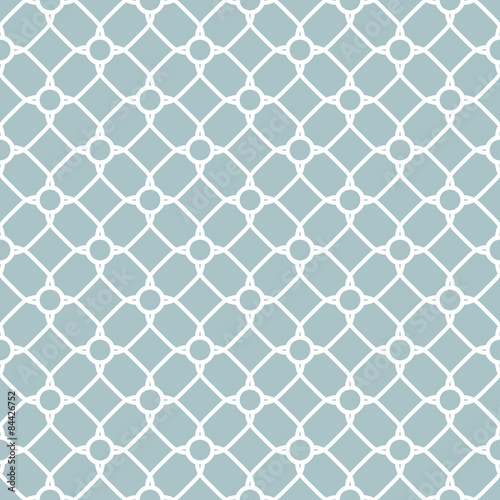 Geometric Seamless Vector Pattern - 84426752