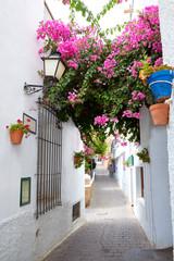 Mojacar Almeria white Mediterranean village Spain © Tono Balaguer