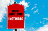 Trust Your Own Instincts poster