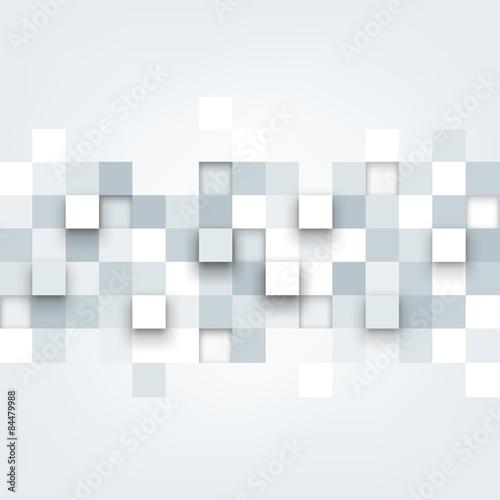Ilustracja abstrakcjonistyczna tekstura z kwadratami.
