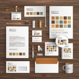 Stationery template design - 84515188