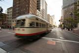 Streetcar in San Francisco - Fine Art prints