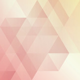 Fototapety Abstract geometric background, modern triangular design