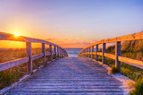 Strandbild Wasser Ostsee - Fine Art prints