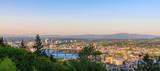 Portland Oregon Panorama - 84542110