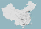 Chinese City Network