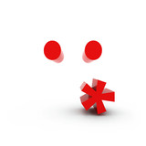 3d smile - 84565907