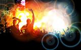 Fototapety Party illustration