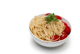 Bowl of spaghetti - 84639741