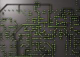 Fototapeta Circuit board