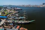 Бухта Золотой Владивосток