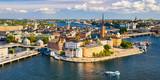 Gamla Stan w Sztokholmie w Szwecji