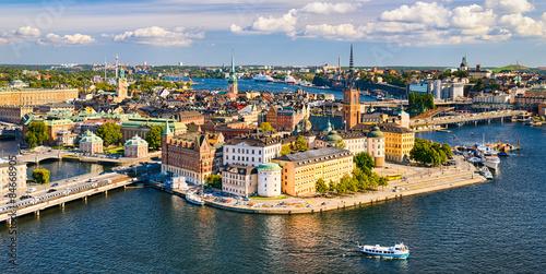 Staande foto Stockholm Gamla Stan in Stockholm, Sweden