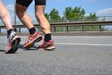 Fototapeta Marathon