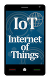 IoT - Internet Of Things Smartphone  poster