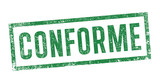 Tampon Conforme poster