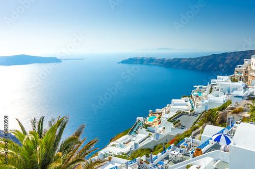 Fototapety, obrazy : Santorini Island Greece