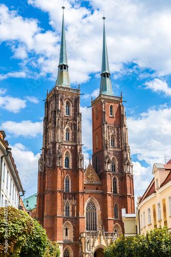 Cathedral St. John in Wroclaw © Sergii Figurnyi