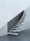 Fototapety stairs leading upward