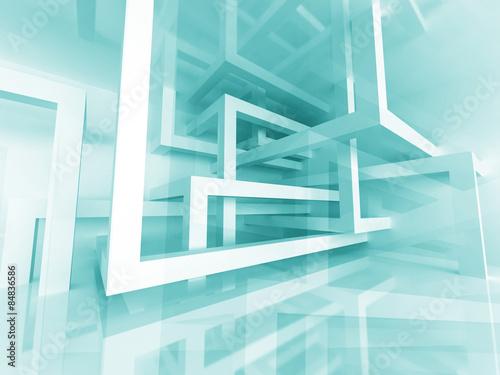 abstrakter-baustruktur-architektur-design-hintergrund
