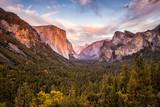 Fototapety Yosemite National Park