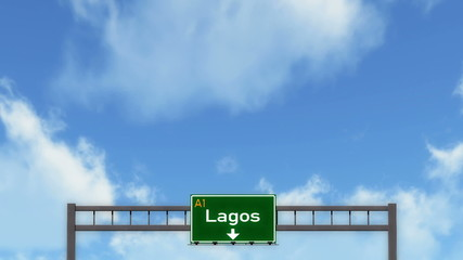 Road Signs in Nigeria Nigeria Highway Road Sign