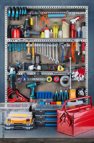 Различные приспособления для гаража