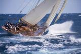 Fototapety Sailing boat