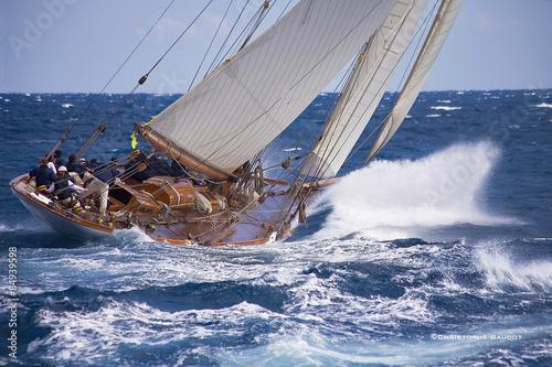 Plagát, Obraz Sailing boat
