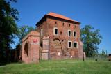 Fototapeta Gołańcz zamek