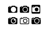Simple Camera Icon Variation - 84966782