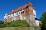 Fototapeta Castle in Sandomierz in Poland
