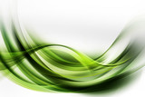 Fototapety Beautiful Modern Green Abstract Background