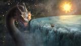Norse mythology edge of the world