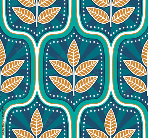 Retro vector seamless pattern - 85023918