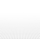 Fototapety Perspective grid surface.