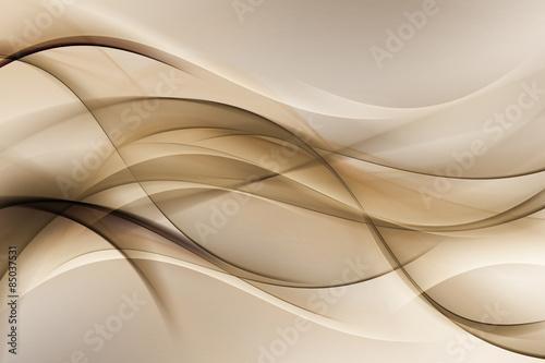 Brązy Abstrakcja - 85037531