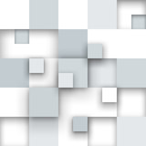 Illustration of abstract texture with squares.
