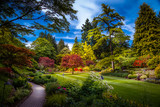 Butchart Gardens in Victoria, Canada