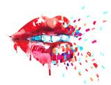 lips - 85090356